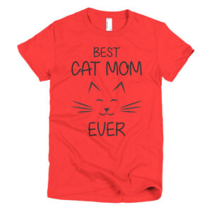 Best cat Mom ever- Mom Collection,  Model KP2102