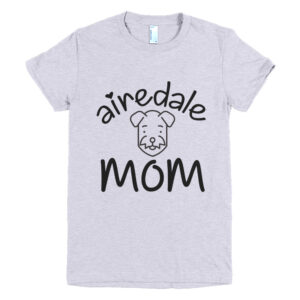 Airedale Mom – Mom Collection,  Model KP2102