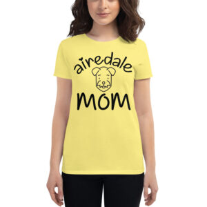 Airedale Mom – Mom Collection, Model KP880