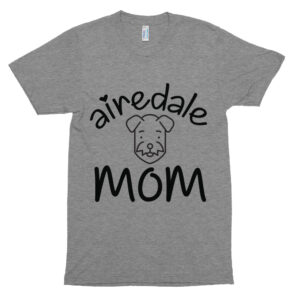 Airedale mom – Mom Collection,  Model Kptr401