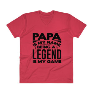 Papa is my name being a legend is my game  – kp anvil 982