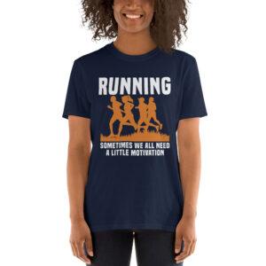 Running – Camiseta unisex Gildan kp64000
