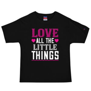 Love all the little thing – KPCCH