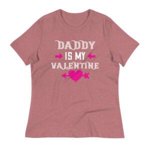 Daddy is my valentine – KP6400