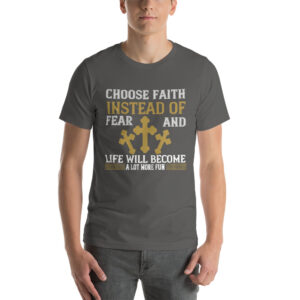 Choose faith instead of fear and life will become a lot more fun – Kp3001