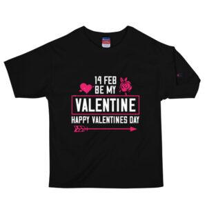 14 feb be my valentine happy valentine day – KPCCH