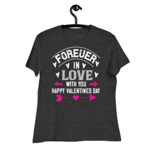 Forever in love with you happy valentines day – KP6400