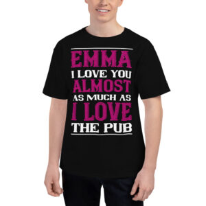 Emma i love you almost as much as – KPCCH