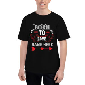 Born to love name here – KPCCH